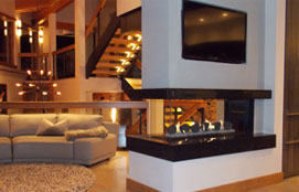 Gas Fireplace Sales and Installations in Calgary | Classic Fireplace